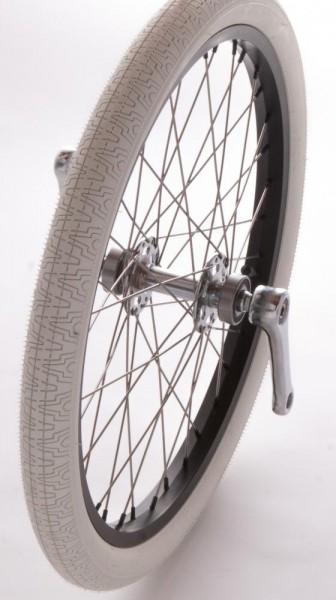 Panaracer Reifen (ganz weiß) 20 x 1.75 Zoll (47-406mm)