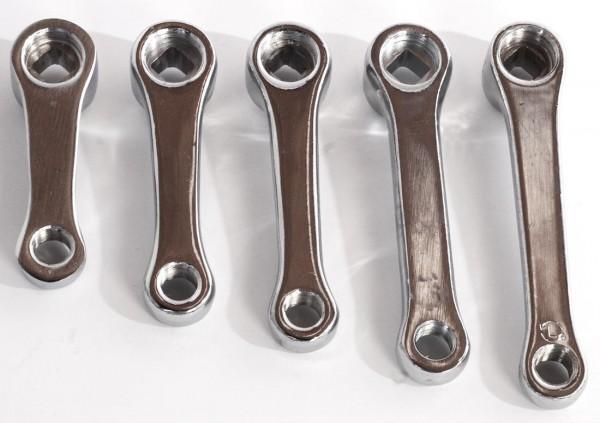 Standard Stahl Vierkant Kurbel