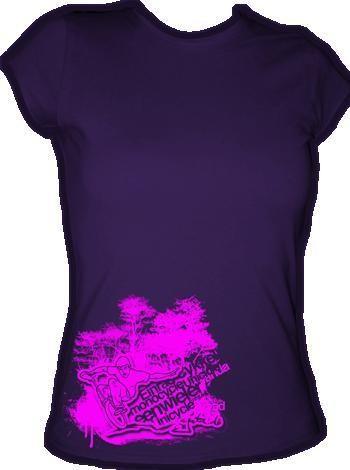 AJATA Freestyle Girl T-Shirt