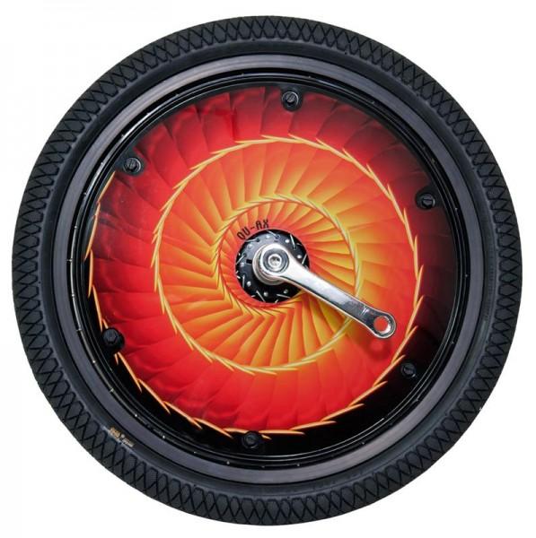 Wheelcover für 20 Zoll (406mm) Einräder