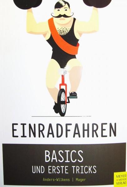 Buch Einradfahren - Basics und erste Tricks