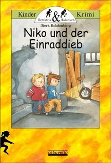 Buch Niko und der Einraddieb