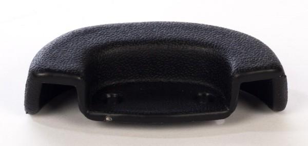Schutzecke Vorne für Sättel mit Velo Basisplatte - schwarz
