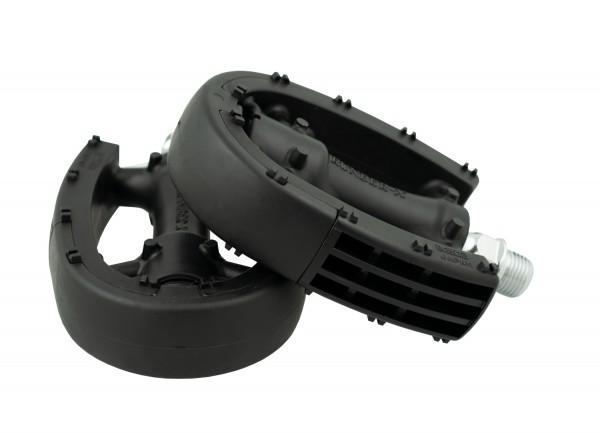 MKS Rubber-X Pedal schwarz