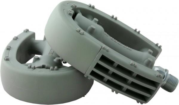 MKS Rubber-X Pedal grau