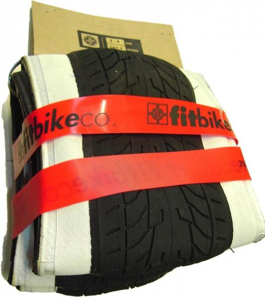 Fit Bike Reifen (faltbar) 20 x 2.4 Zoll (60-406mm)
