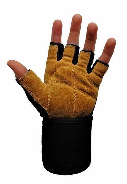 Kris Holm Pulse Fingerlos Handschuhe