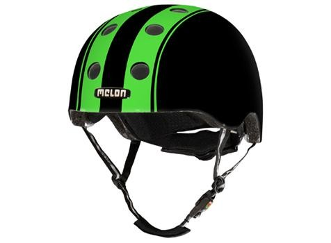 "Melon ""double green"" Helm"