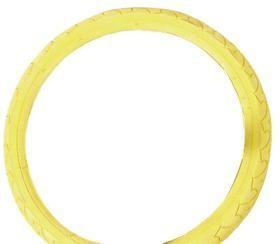 QU-AX Standard Reifen 18 x 1.95 Zoll (50-355mm) gelb