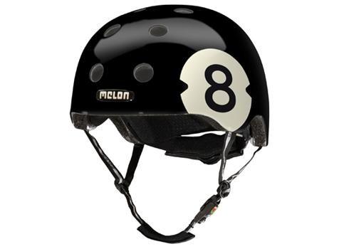 """Melon """"8 Ball"""" Helm"""