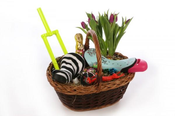 Einrad-Ostern