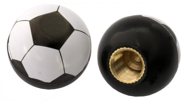 Ventilkappe Fußball