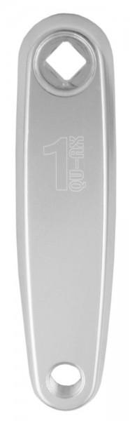 QU-AX Alu Vierkant Kurbel 114/125mm