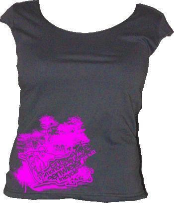 AJATA Freestyle Lady T-Shirt