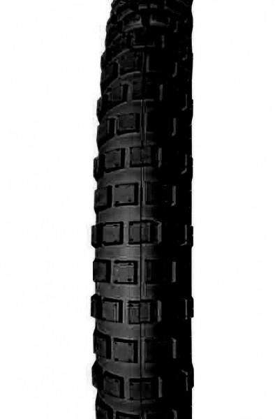 QU-AX Cross Reifen (schwarz) 20 x 2.5 Zoll (67-406mm)